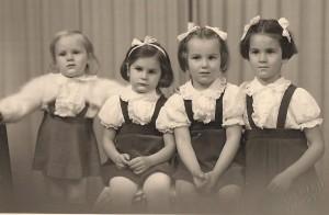 les 4 aînées