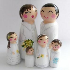 la famille blanche
